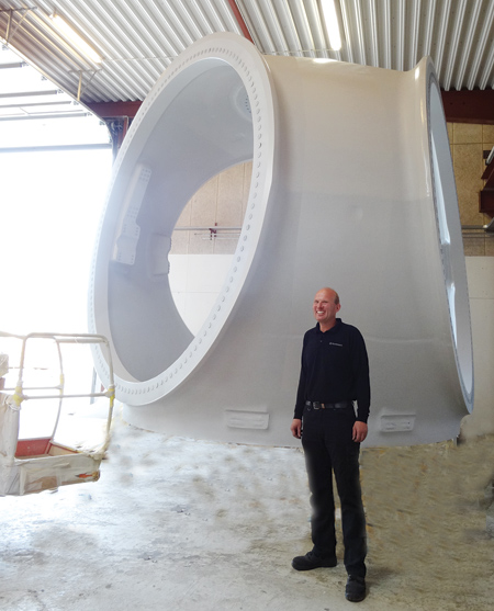 Wind Turbine Components Require Larger Hbm