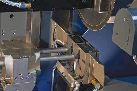 New ACS + CFMtwin Machine for Tube Processing