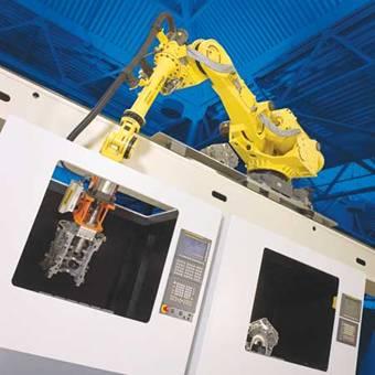Fanuc Robot Axis Limits