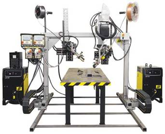 Esab Introduces Laser Seam Tracking System For Automated