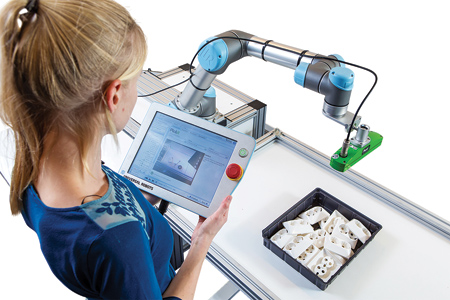 New Solutions for Applications in Industries Facing Labor