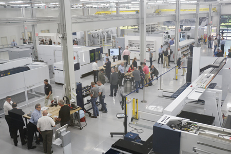 TRUMPF Expands Training Capabilities for Customers, Employees
