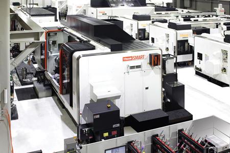Mazak Brings the Future of Manufacturing to MT360