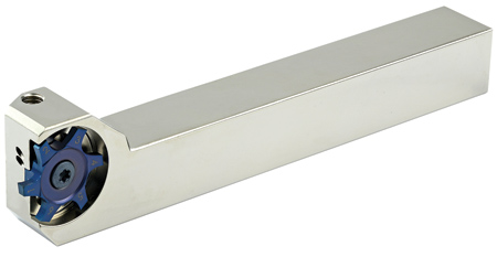 New Six-Edge (G6) Turning Insert for Grooving, Parting-Off and Threading