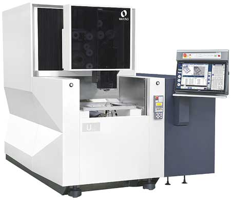Wire EDMs Offer Versatility