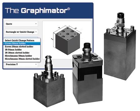 Quick Change Graphite Electrodes