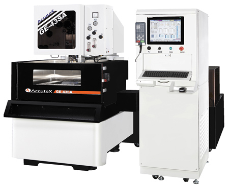 Wire EDM Machines for Increased Cutting Speed, Accuracy