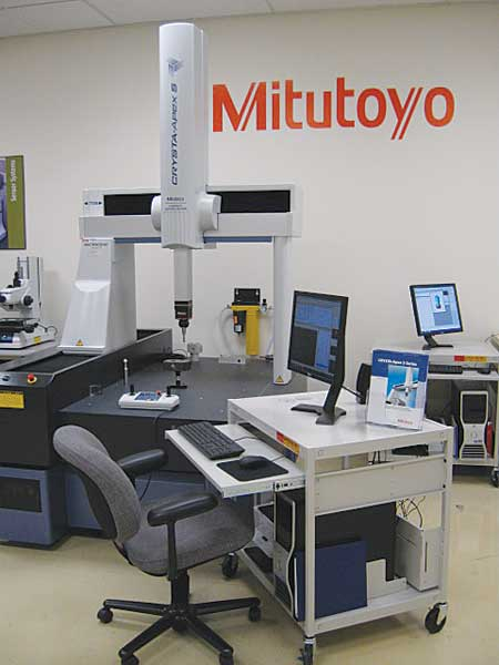 Mitutoyo America And Dynamic Technology Open Metrology