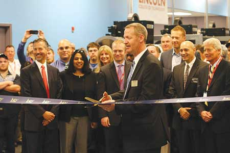 Hurco And Lincoln Tech Open Cnc Technology Center