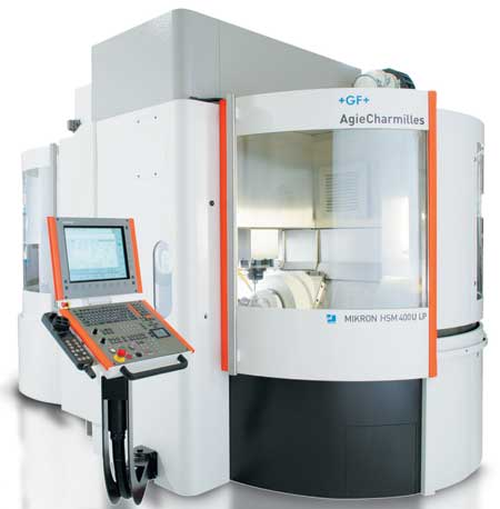 GF AgieCharmilles to Highlight 5-Axis Milling and EDM Advancements ...