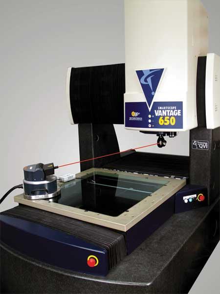 Etalon Lasertracer Precisely Calibrates Machine Tools And