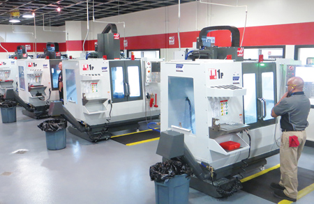 Gene Haas Center For Advanced Automation At Lincoln Tech Opens In Indianapolis
