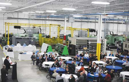 Osg Sterling Die Inc Celebrates New Facility With Open