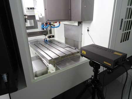 Machine Tool Accuracy Demonstration