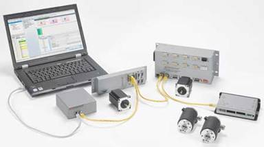 ACS Motion Control Develops EtherCAT Based Full Machine Control