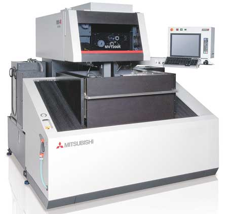 Mitsubishi Edm To Debut New Wire Edm At Mfg4