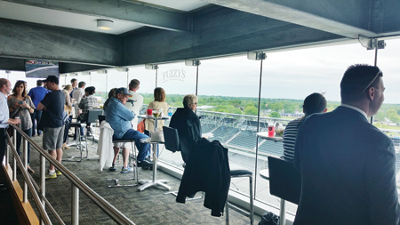 Hurco Hosts IndyCar Event