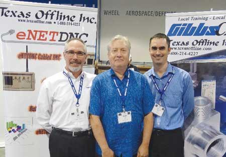 Texas Offline to Show GibbsCAM Software Capabilities