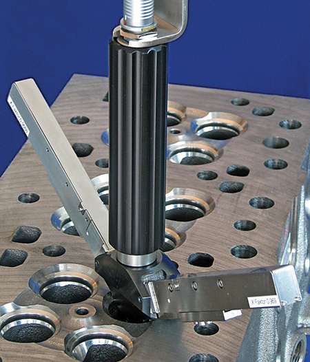 Valve Seat Inspection System For The Complete Measurement