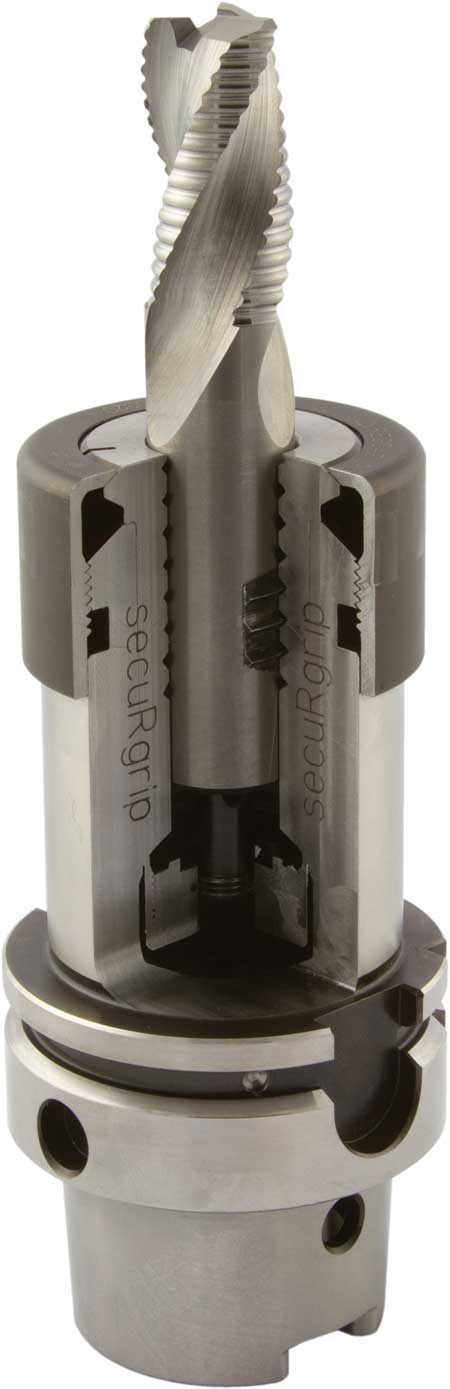Self Locking Collet System Toolholders And More