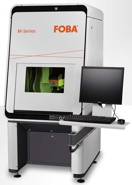 High Precision Laser Marking Workstations