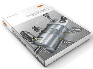 Sandvik Coromant Releases New Technical Guide