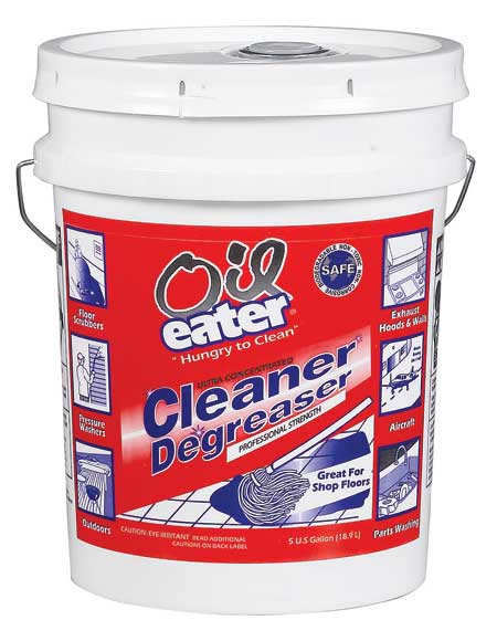 Cleaner formulated for multiple uses for Environmentally friendly concrete cleaner