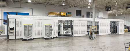 Okuma Introduces New Automated Modular Pallet System