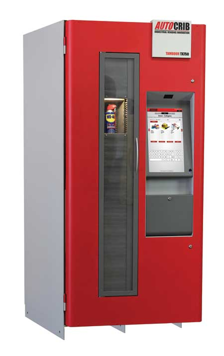 Industrial Vending Systems
