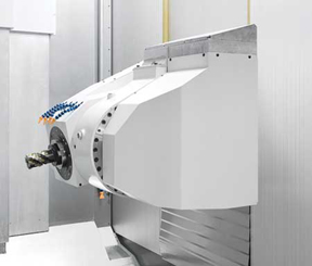 StarragHeckert Introduces New 5-Axis STC 800