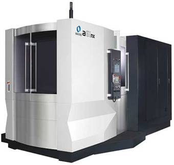 Makino Introduces New a51nx and a61nx HMCs