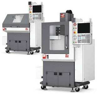 how much does a haas cnc machine cost