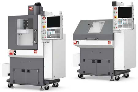 CNC Office Machines for Micro Manufacturing
