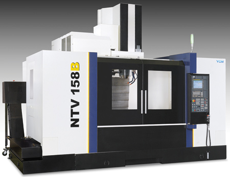 VMC Built for Mold Makers and Job Shops