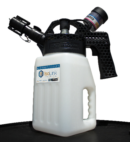 Oil Transfer Containers For Lubrication Cleanliness