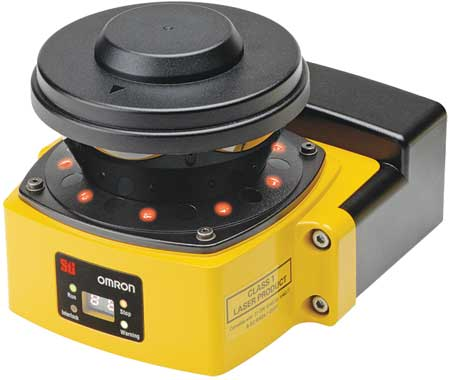 Omron Sti S Os32c Safety Laser Scanners Now Available With