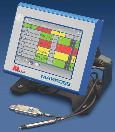 Compact Gage Computer and Pencil Probe
