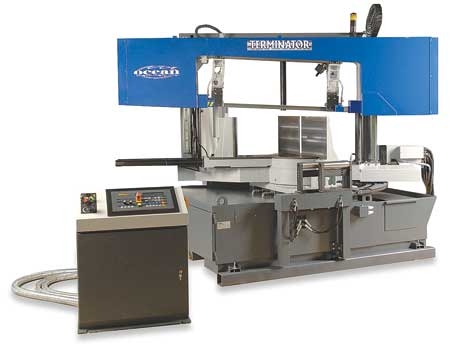 New Band Saw DCM 18/25 for Heavy Duty Sawing