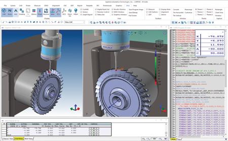 Adaptive Manufacturing with Metrology Feedback