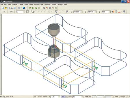 CNC Software Releases Mastercam X4 Wire
