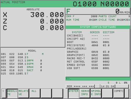 capture information displayed on cnc screen rh mfgnewsweb com CNC Mill Program CNC Mill Program