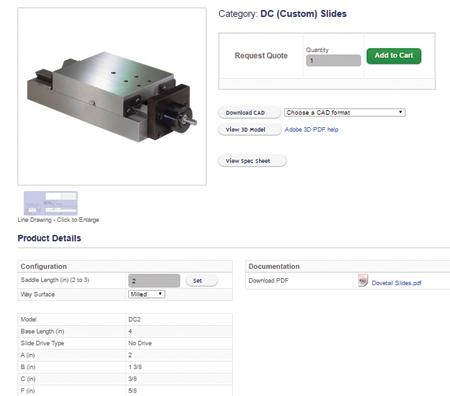 Online 3-D Product Configurator