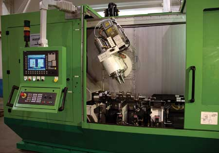 Ingersoll CM Systems Specializes in Crankshaft Machining Systems