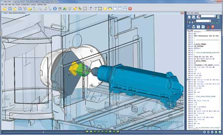 New Version of CNC Machine Simulation and Optimization Software
