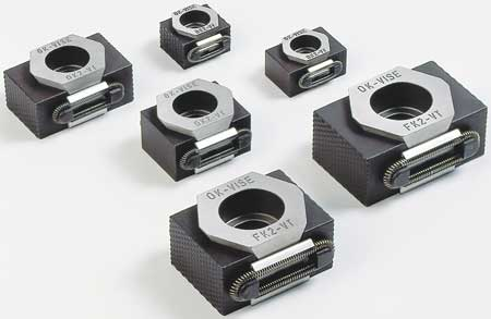 Fixtureworks Offers Compact Wedge Clamps