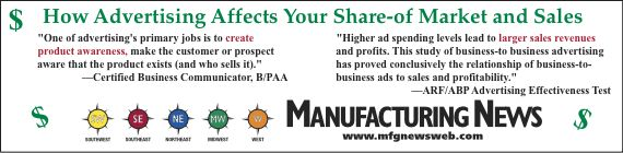 Adverise on Manufacturing News
